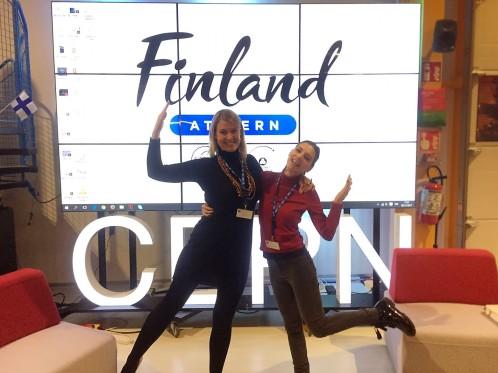 FinlandatCERN